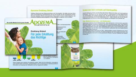Apozema® Homöopathie. Die sanfte Medizin für die ganze Familie.