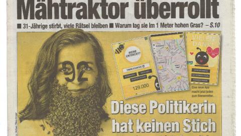 Titelblatt Heute