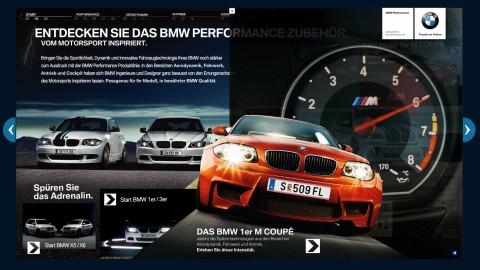 BMW Performance OM 3