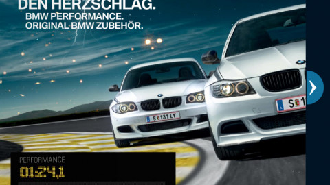 BMW Performance Online Magazine