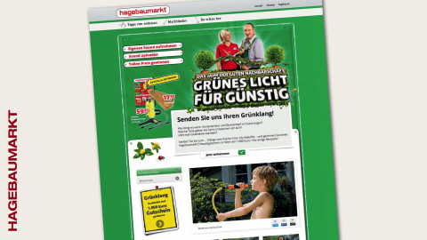 hagebau Website 1