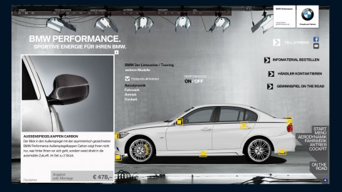 BMW Performance OM 6