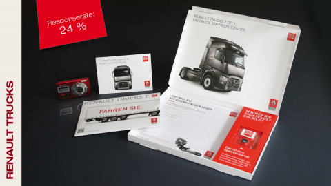 Renaul Trucks Direktmarketing