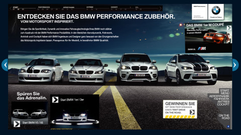 BMW Performance OM 2
