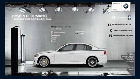 BMW Performance OM 5