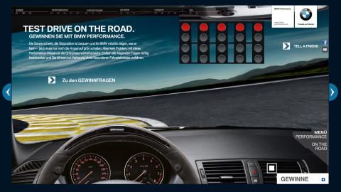 BMW Performance OM 4
