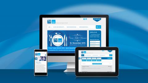 Webportal TU Career Center