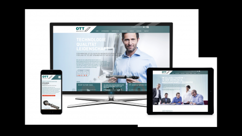 OTT Jakob Website Markenrelaunch