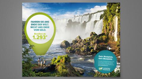 Poster Brasilien