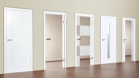 Eine Tür mit Gespür