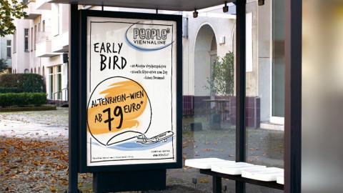 "People's: ""Early Bird"""