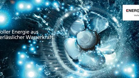 Plakat Turbine
