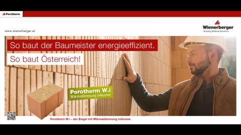 Anzeige Baumeister