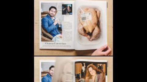 Der Lebensraum des Huhns