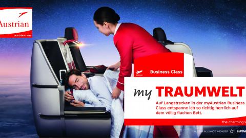 Plakat Business Class