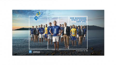 Der Bodensee steht hinter dem VfB.