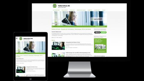 B2B Onlineshop Kellner & Kunz AG