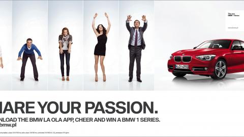 BMW LaOla App