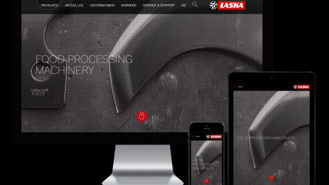Website Relaunch LASKA