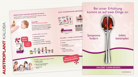 Kaloba Broschüre