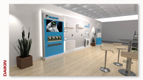 Daikin HCE Showroom 1