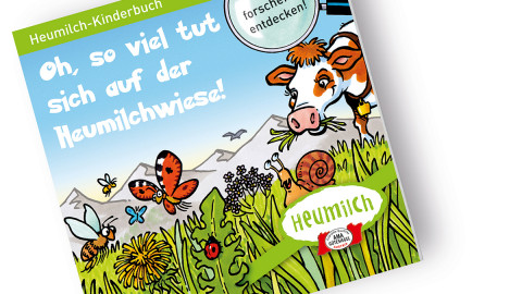 ARGE Heumilch Kinderbuch 2015