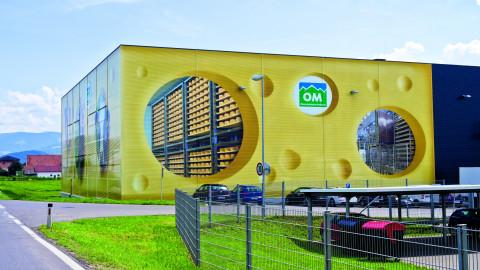 Beklebung Reifezentrum 2014
