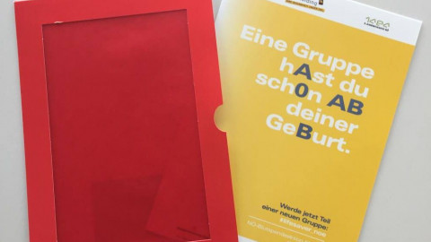 "Blutspendekampagne ""Lifesaver"" 2015"