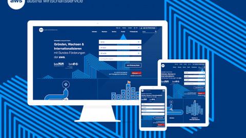 Website Austria Wirtschaftsservice