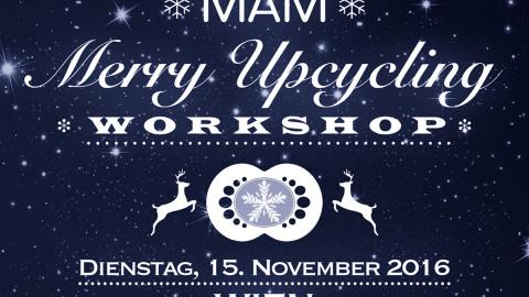 Merry Upcycling: Weihnachtliches Design-Event mit CSR-Fokus