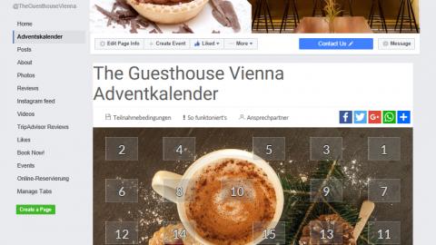 Social Media App Adventkalender