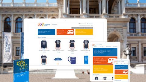 Webshop Universität Wien