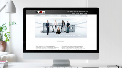 neuer Webauftritt
