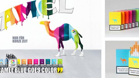 Aktualisierung einer Ikone – Markencharisma für CAMEL