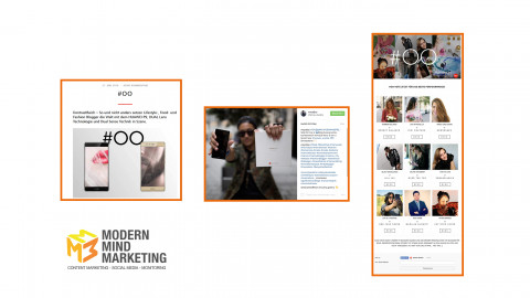 Influencer Marketing HUAWEI Austria 2016