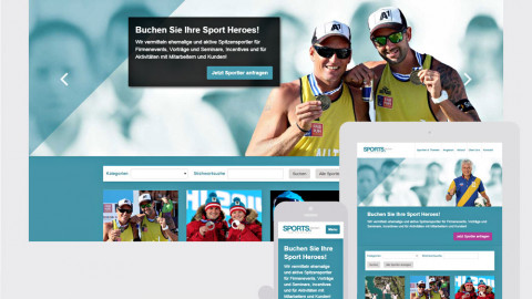 SPORTS.Selection - Sportler Vermittlung