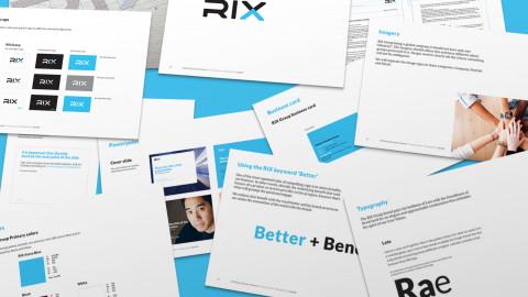 RIX Rebranding