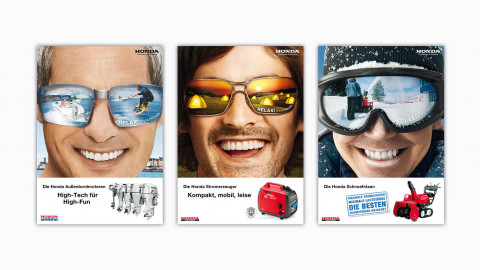 """Poster """"Brille"""""""