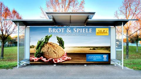 "Plakat ""Brot&Spiele"""