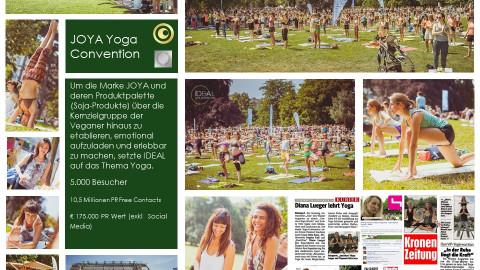 JOYA Yoga Convention