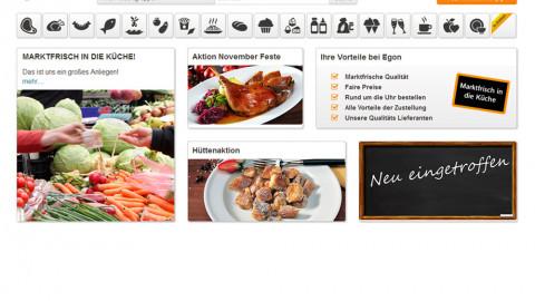 EGON's Online Marktplatz