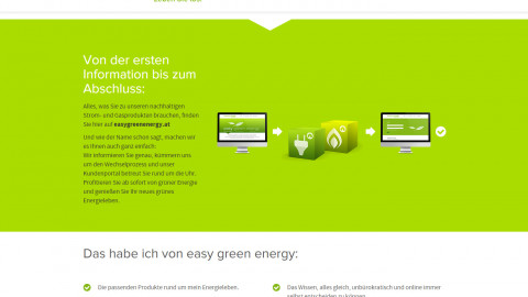 Easy Green Energy Website