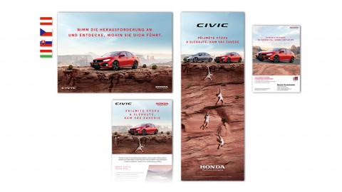 Kampagne Civic