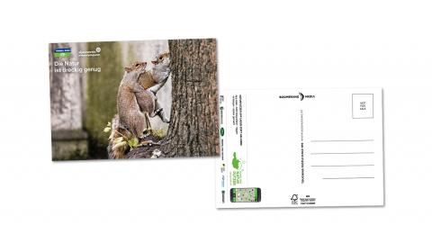 Freecard NaturPutzer