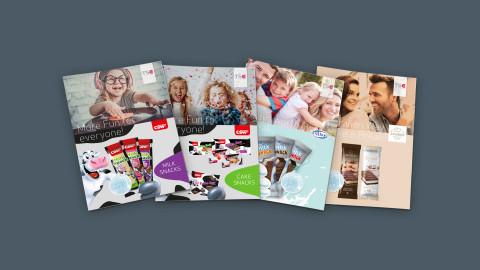 Sales-Leaflets