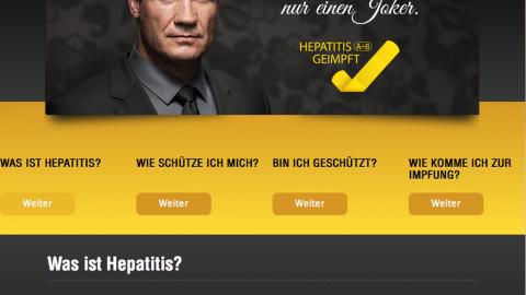 Kampagnen Website