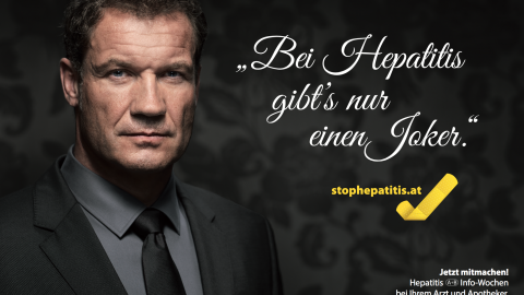 Hepatitis Informations Kampagne