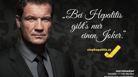 Hepatitis Informations Kampagne
