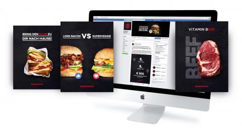 Burgerista Social Media Marketing