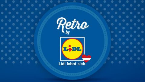 Lidl goes Retro